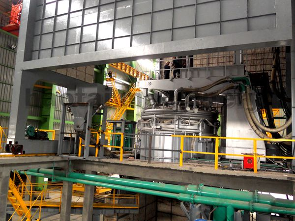 Electric arc furnace(EAF)