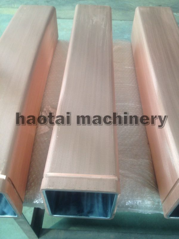 Mould copper tube for ccm
